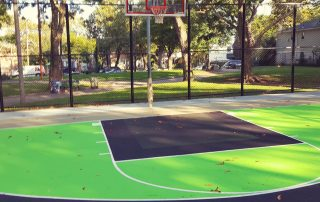 Jersey City Basketball Court 2